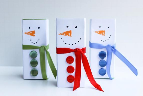 Елочные игрушки своими руками из коробок - Shkafs-kupe.ru